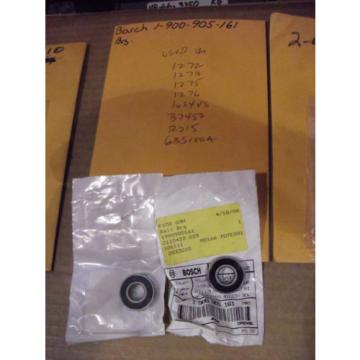 Bulk Lot Of Assorted Bosch Replacement Parts