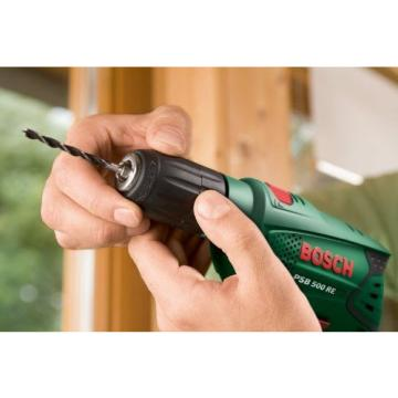 BOSCH PSB 500 RE Impact Hammer Drill Corded Electric Power 240v