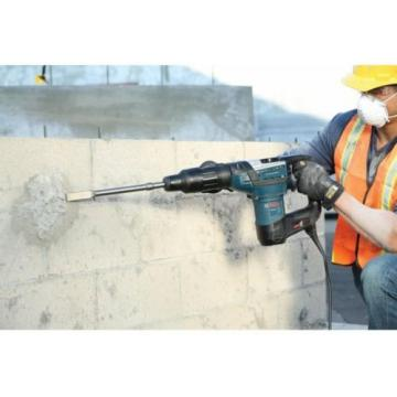 Corded 120-Volt 1-9/16 In. SDS-Max Rotary Hammer Drill Concrete Metal Drilling