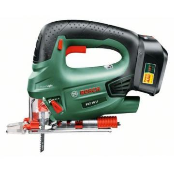 new Bosch PST 18 Li 2.0AH Lithium ION Cordless Jigsaw 0603011072 3165140740012 *