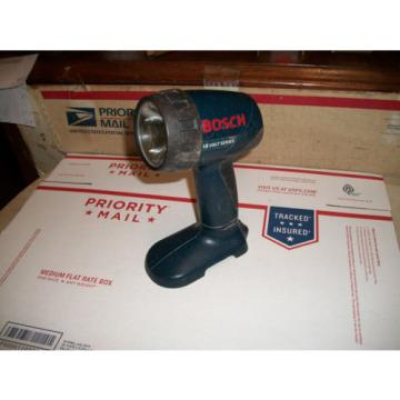 BOSCH 3453 WORK LIGHT 18 VOLT