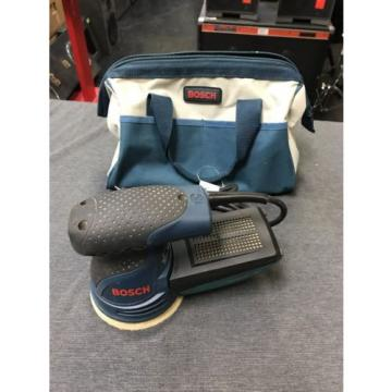 Bosch ROS20VS Variable Speed Orbit Sander W/ Bag (used) Free Shipping