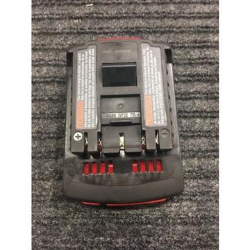 X2 Bosch 18v BAT612 Batteries 45922-2