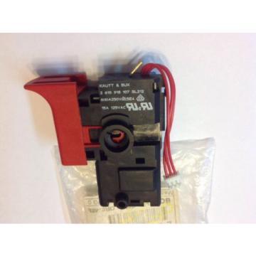 Bosch Switch 2610918107