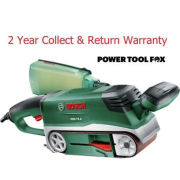 Bosch PBS 75 PBS75A Corded 240V BELT SANDER 06032A1070 3165140633178..*