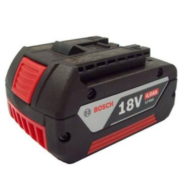 new Bosch 18v 4.0ah Li-ION Battery (COOL PACK) 2607336815 1600Z00038 4BLUE*
