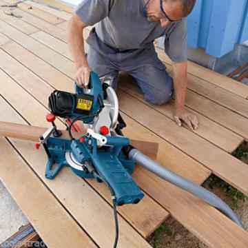 Bosch 260mm x 30mm x 48 Teeth Optiline Wood Cut Circular Saw Blade 2608641202
