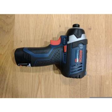 Bosch 12 V Max Impact Driver Cordless