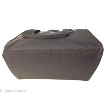 """New 4 Bosch 16"""" Canvas Carring Tool Bag  2610023279 18v Tools 2 Outside Pocket"""