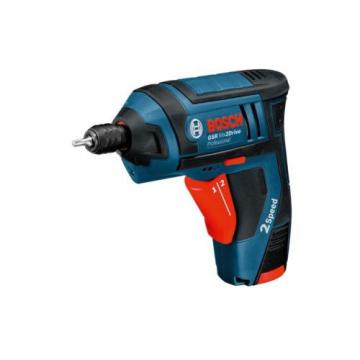 Bosch Professional Mx2Drive Cordless Screwdriver with 3.6 V 1.3 Ah Lithium