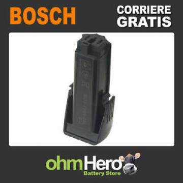 Batteria PROFESSIONALE per Bosch SPS10, SPS10-2