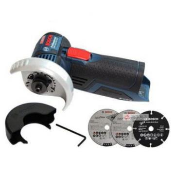 BOSCH GWS10.8-76V-EC Professional Bare tool Compact Angle Grinder Only Body Noo