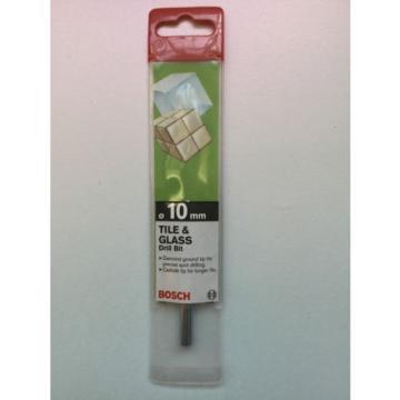 10mm tile and glass drill bit BOSCH carbide tip precise spot drilling long life