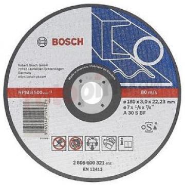 BOSCH Metal Cutting Disc - 125 x 2.5 x 22.2mm - 2608603037