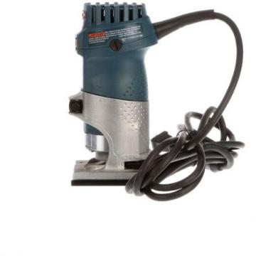 New Bosch Palm Router Single-Speed Colt Power Tool 5.9 Amp Corded Electric