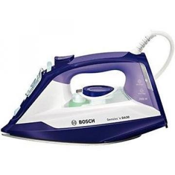 Bosch DA30 Ferro a vapore 2600W Blu, Bianco