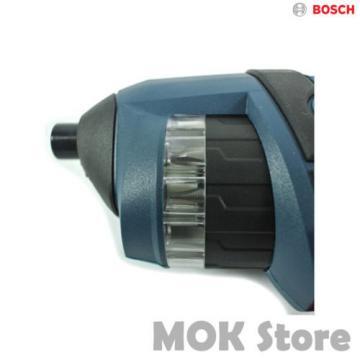 Bosch GSR BitDrive 3.6V 1.5Ah Professional Cordless Screwdriver 12bit included