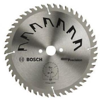 Bosch 2609256937 - Lama di precisione per sega circolare, 48 denti, carburo, tag