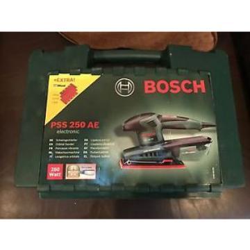 Bosch PSS 250 AE SANDER