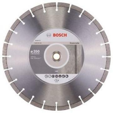 BOSCH, 2608602561, Diamante Expert disco di taglio per Calcestruzzo, 350 x 20,00