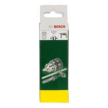 Bosch SDS-Plus Adapter with Drill Chuck