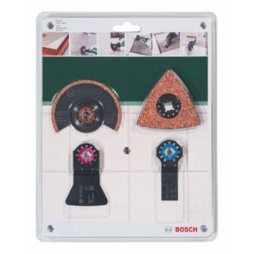 Bosch PMF 190 250 MULTI CUTTER 4 BLADE SET MIXED APPs 2609256978 3165140555180..