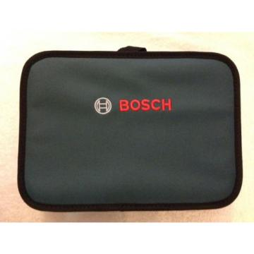 """New Bosch 12"""" x 9""""  x 3"""" Contractors Tool Bag with Inside Pocket"""