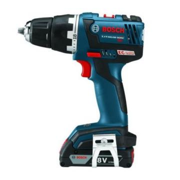 New Home Tool Durable 18-Volt EC Brushless Compact Tough 1/2 in. Drill Driver