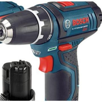 Bosch 12-Volt Max 3/8-in Power Tool Cordless Drill with Battery and Hard Case