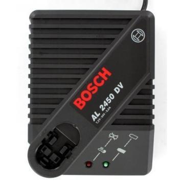 Bosch AL 2450 DV 7.2 - 24v Multivolt Battery Charger
