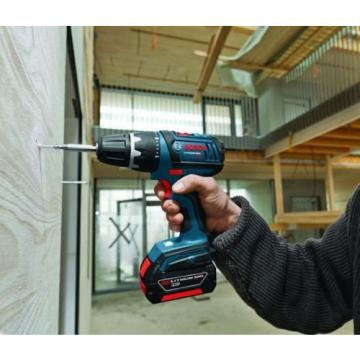 New Home Tool Durable Quality 18V Li-Ion 1/2 in. Compact Tough Drill Driver