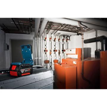 new BOSCH GLi Vari LED 18V BARE TOOL Cordless WORKLIGHT 0601443400 3165140600422