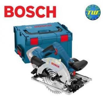 Bosch Professional 18V Wood Cutting Circular Saw 57mm Max Cut Body with LBoxx