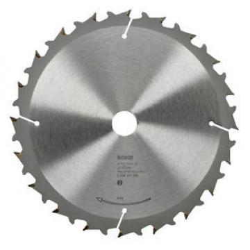 Bosch- Quantity of 10 x OptiLine Wood Circular Saw Blade 20T 184mm - 2608642306