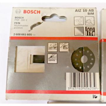 Bosch AIZ 10 AB AIZ 20 EC AIZ 10 EC originali per BOSH PMF 180 E FEIN multimaste