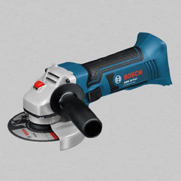 BOSCH GWS18V-LI Rechargeable Disc Grinder Drill Bare Tool (Solo Version)