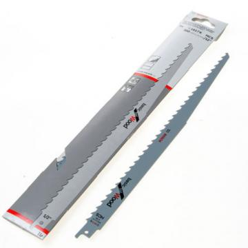 """Bosch 5pcs 12"""" Reciprocating Sabre Saw Blades S1617K 2608650679 for Wood Cutting"""