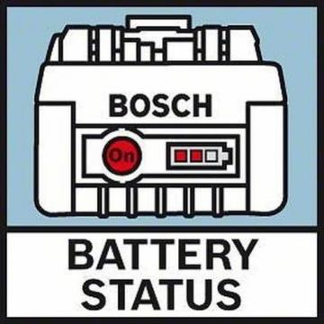 BOSCH BATTERY STARTER SET, 2 X GBA 18V 6,0 AH WITH FAST CHARGER GAL 1880 CV