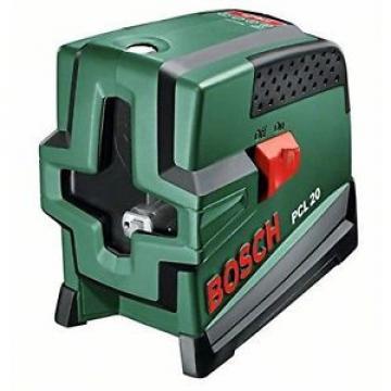 Bosch PCL 20 Livella Laser Multifunzione, Verde