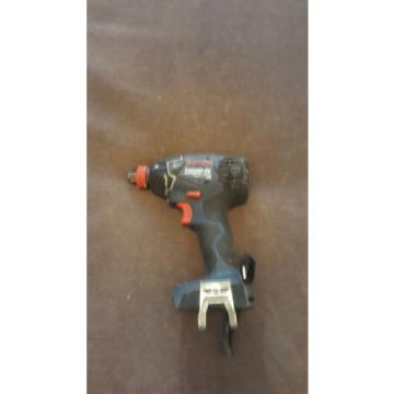 Bosch 18v impact driver