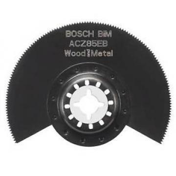 BOSCH 85mm Multi-Tool Segment Wood & Metal Cutting Blade - ACZ 85 EB
