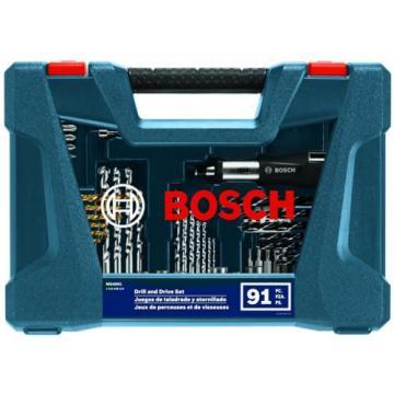 Bosch MS4091 91-Piece Drill and Drive Bit Set 91-Piece Set