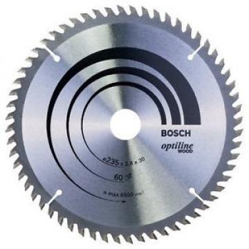 Bosch 2 608 641 192 Optiline Lama per Seghe, 60 Denti