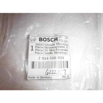 NEW Bosch WH004 Grease Tube (T)
