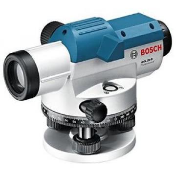 Bosch Professional 0601068400 GOL 20 D Livella Ottica