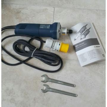 Bosch GGS 28 C Professional straight grinder 110v new