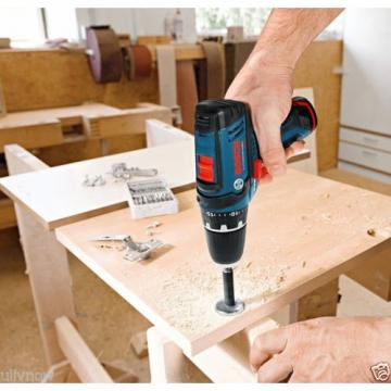 Bosch PS31-2A 12-Volt Max Lithium-Ion 3/8-in 2-Speed Drill/Driver Kit W/ 2
