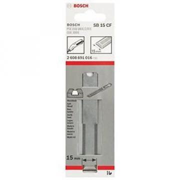 Bosch Zubehör 2608691016 - Scalpello da legno SB 15 CF 15 mm