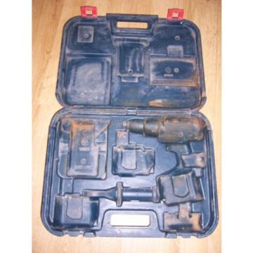Large Empty Hand tools Bosch Battery Drill Carry Case Only / Tool Box / Storage
