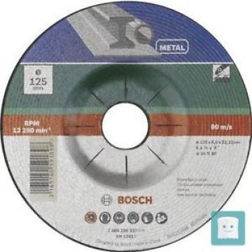 BOSCH 2609256336 DISCO PER SGROSSATURA, PER METALLO, 115 MM Ø X 6 MM
